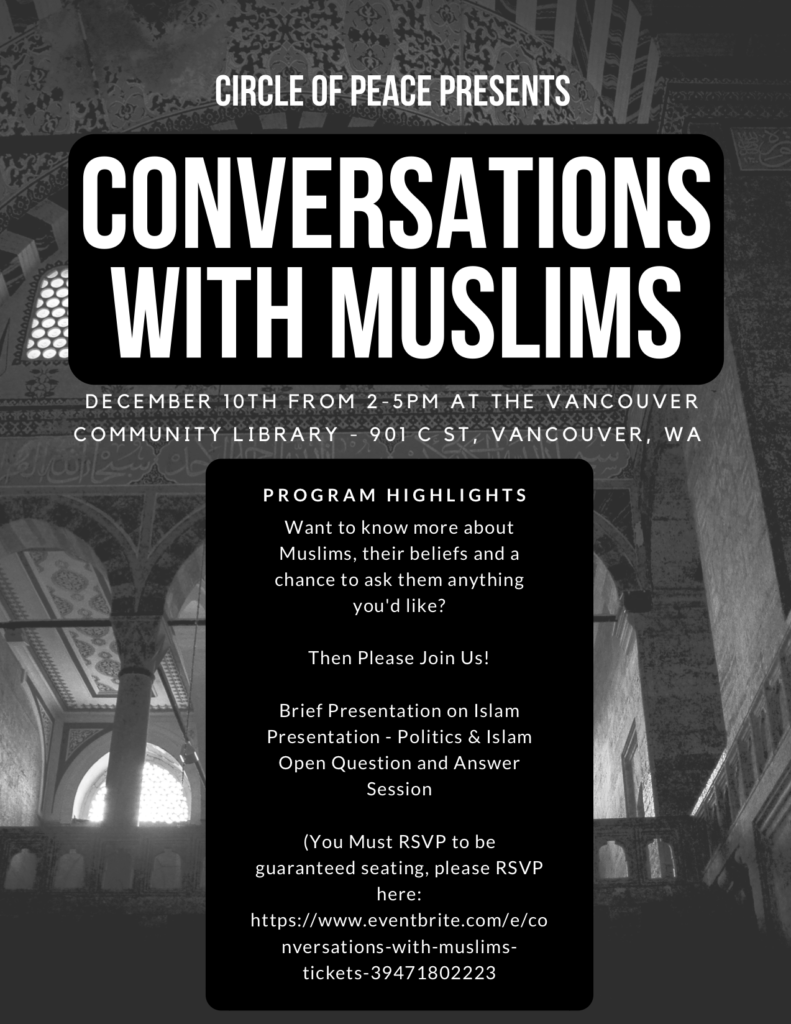 Conversations with Muslims